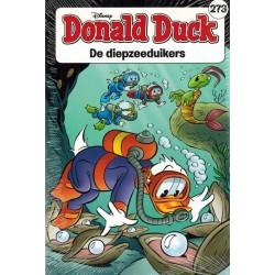 Donald Duck  pocket 273 De diepzeeduikers