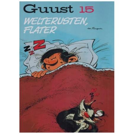 Guust Flater    Chronologisch 15 HC Welterusten, Flater [gags 678-715]