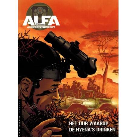 Alfa  Eerste wapenfeiten 05 Het uur waarop de hyena's drinken