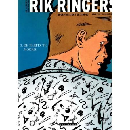Rik Ringers   Nieuwe avonturen 03 De perfecte moord (naar Tibet & Duchateau)