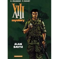 XIII mystery HC 12 Alan Smith