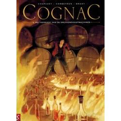 Cognac 03 Het kerkhof van de druivenoogstmachines