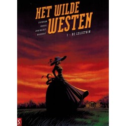 Wilde Westen 01 De lelietuin