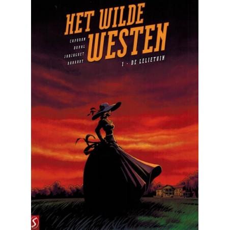 Wilde Westen 01 De lelietuin