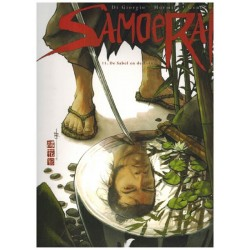 Samoerai 11 De sabel en de lotus