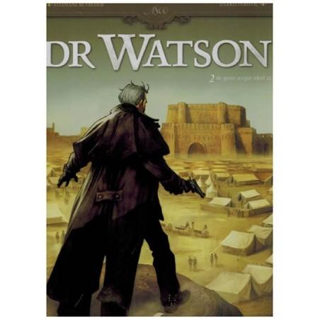 Dr Watson HC 02 De grote leegte deel 2 (Collectie 1800)