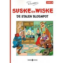 Suske & Wiske classics 15 De stalen bloempot