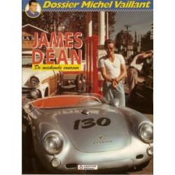Dossier Michel Vaillant 01<br>James Dean de miskende coureur