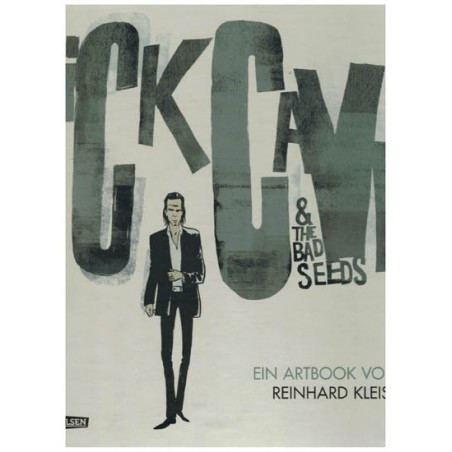 Kleist Artbook HC Nick Cave & The Bad Seeds