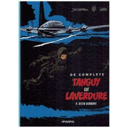 Tangy & Laverdure  integraal 09 HC Delta airways