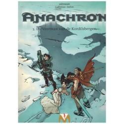 Anachron HC 03 De veerman van de Kordilsbergen