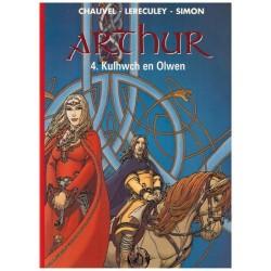 Arthur T04 SC Kulhwch en Olwen