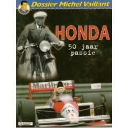 Dossier Michel Vaillant 04<br>Honda 50 jaar passie