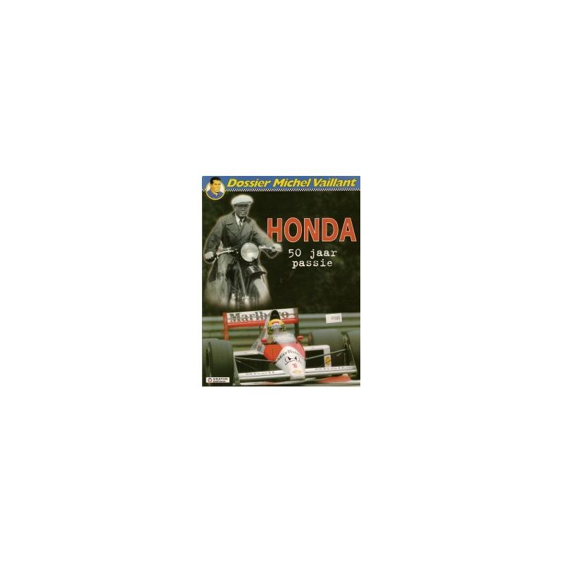 Dossier  Michel Vaillant 04 Honda 50 jaar passie