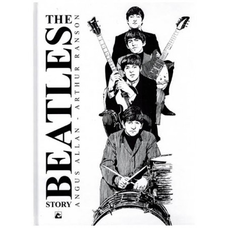 Beatles  strips HC The Beatles story