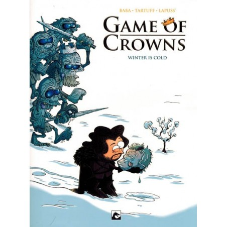 Game of crowns 01 Winter is cold