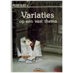 Pacush blues HC 04 Variaties op een vast thema