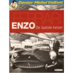 Dossier Michel Vaillant 07<br>Enzo Ferrari de laatste keizer
