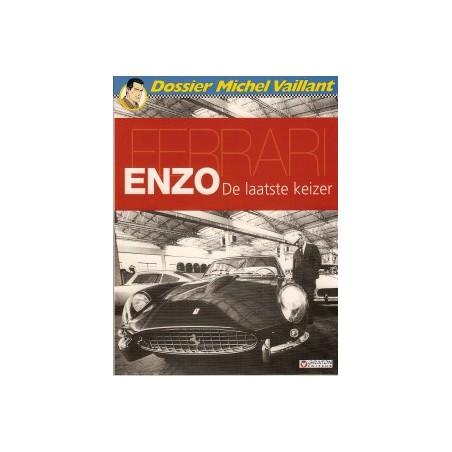 Dossier  Michel Vaillant 07 Enzo Ferrari de laatste keizer