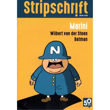 Stripschrift 454 Marini, Wilbert van der Steen, Batman