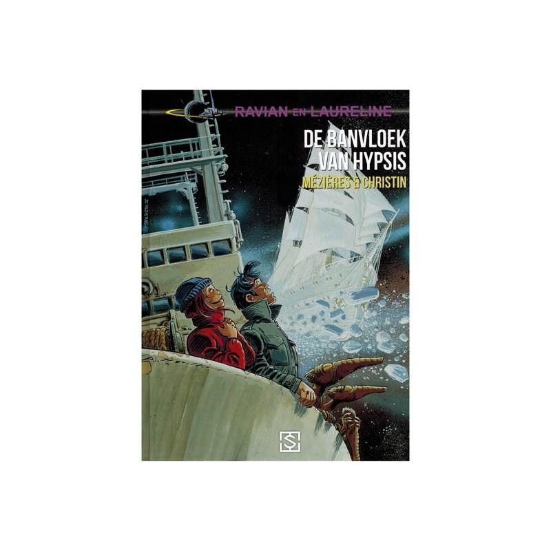 Ravian   HC 12 De banvloek van de Hypsis & Commando's van de ruimte