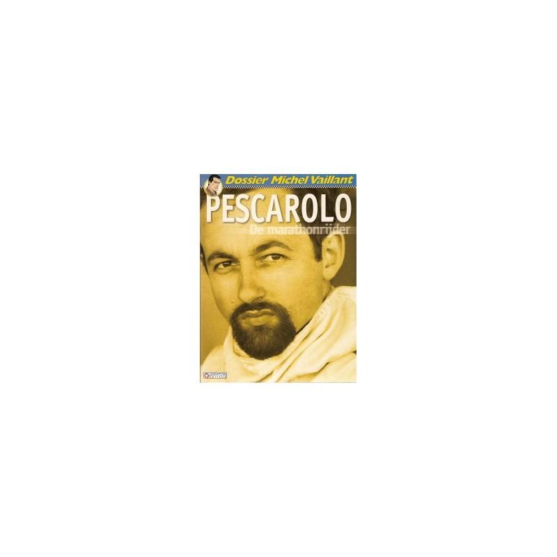 Dossier  Michel Vaillant 09 Pescarolo de marathonrijder