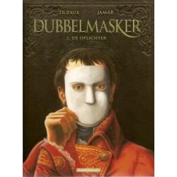 Dubbelmasker 01<br>De oplichter
