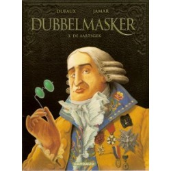 Dubbelmasker 03<br>De aartsgek