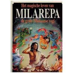 Magische leven van Milarepa de grote Tibetaanse yogi HC
