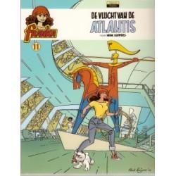 Franka 11 De vlucht van de Atlantis