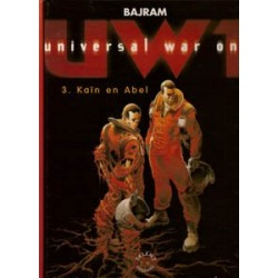 Universal War One T03 Kain en Abel 1e druk 2001