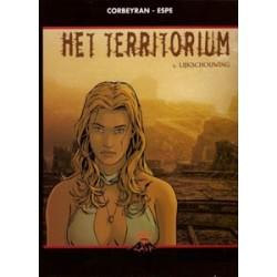 Territorium HC L01 Lijkschouwing 1e druk 2003