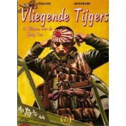 Vliegende tijgers 03 Bliksem over de Yang Tse