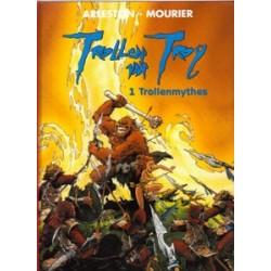 Lanfeust Trollen van Troy T01 Trollenmythes 1e druk 1997