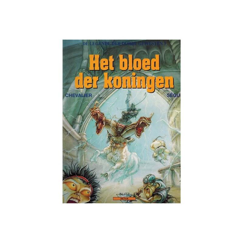 Legende der dorre gewesten 03 Het bloed der koningen 1e druk 1992