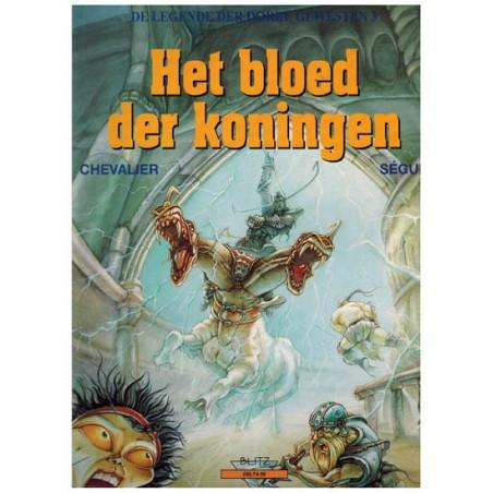 Legende van de dorre gewesten 03 Het bloed der koningen 1e druk 1992