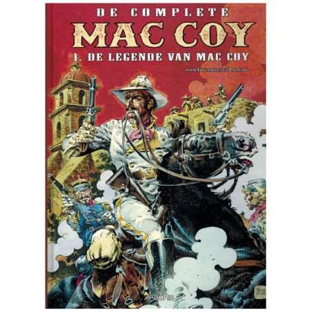 Mac Coy  integraal HC 01 De legende van Mac Coy