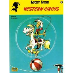 Lucky Luke   36 Western circus