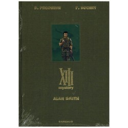 XIII mystery Luxe HC 12 Alan Smith