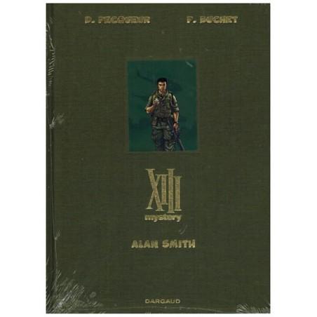 XIII  mystery Luxe HC 12 Alan Smith
