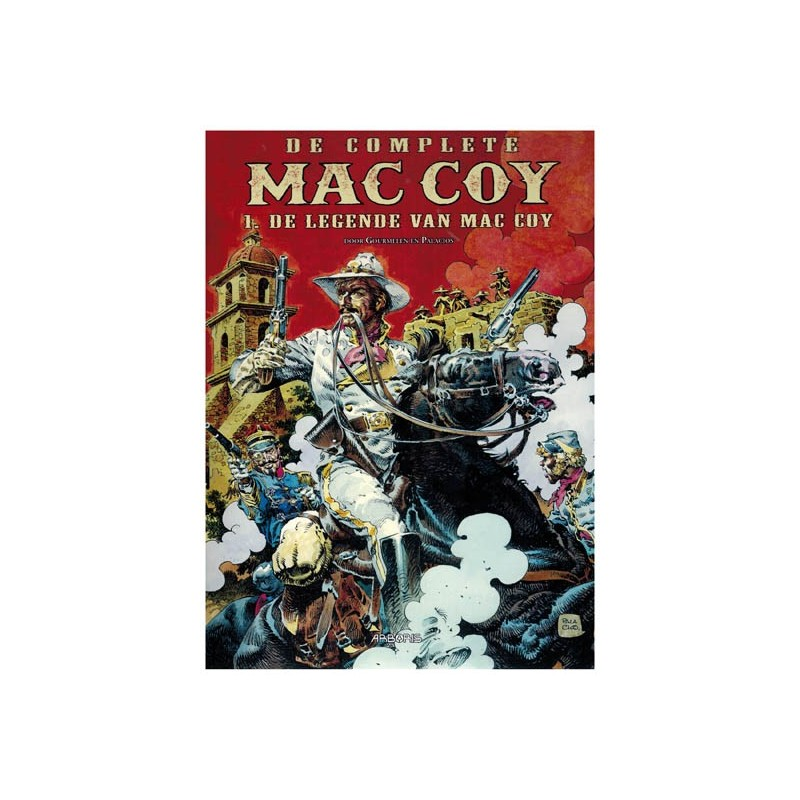 Mac Coy  integraal Luxe HC deel 1 & 2