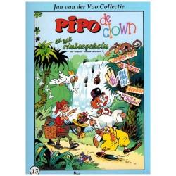 Jan van der Voo collectie 13 Pipo de clown en het rimboegeheim
