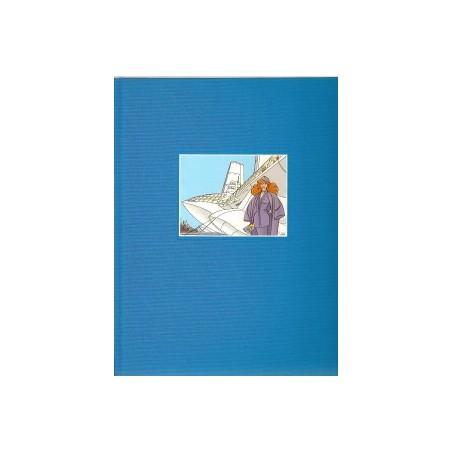 Franka  Luxe 11 De vlucht van Atlantis Herdruk