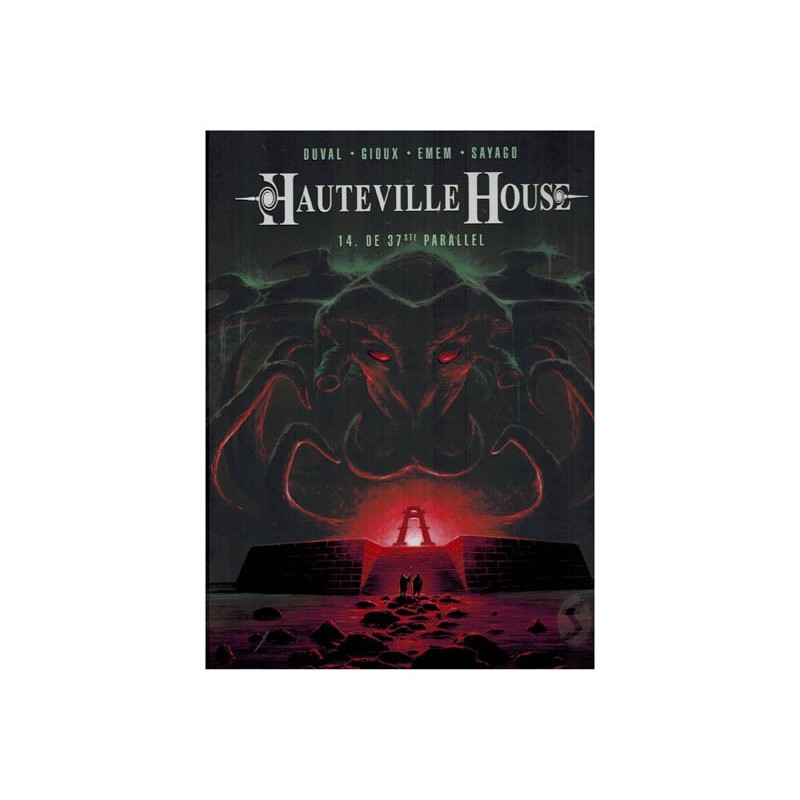 Hauteville house 14 HC De 37ste parallel