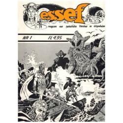 Essef set deel 1 t/m 10 1e drukken 1977-1979
