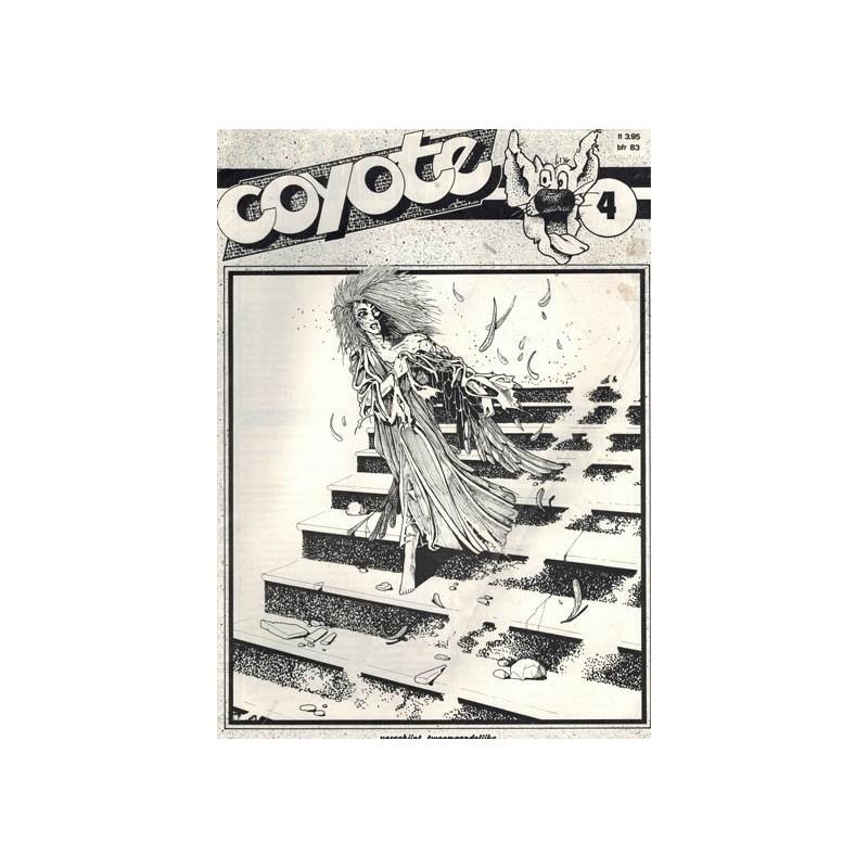Coyote 04 1e druk 1983