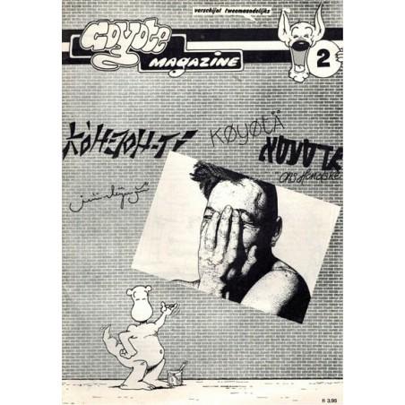 Coyote 02 1e druk 1983