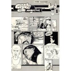 Coyote 01 1e druk 1983