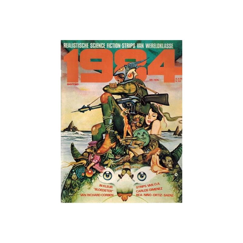 1984 10 1e druk 1981