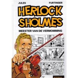Herlock Sholmes integraal HC 03 Meester van de vermomming